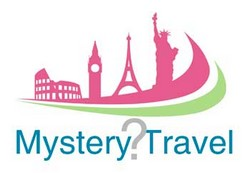 logo mystery travel