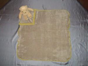 couverture doudou