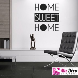 sticker-citation-home-sweet-home