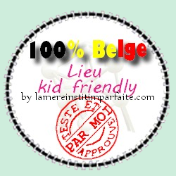 lieu kid friendly belgique bruxelles