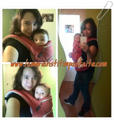 pognae baby carrier portage physiologique