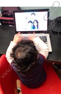 les enfants et les ecrans