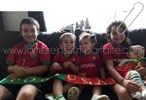 On regarde aussi les match du Portugal bien sure