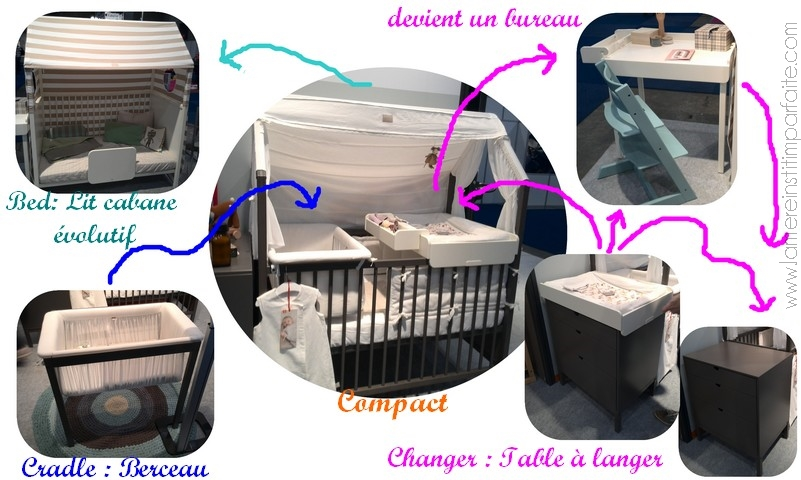 pu riculture nouveaut stokke home la chambre d. Black Bedroom Furniture Sets. Home Design Ideas