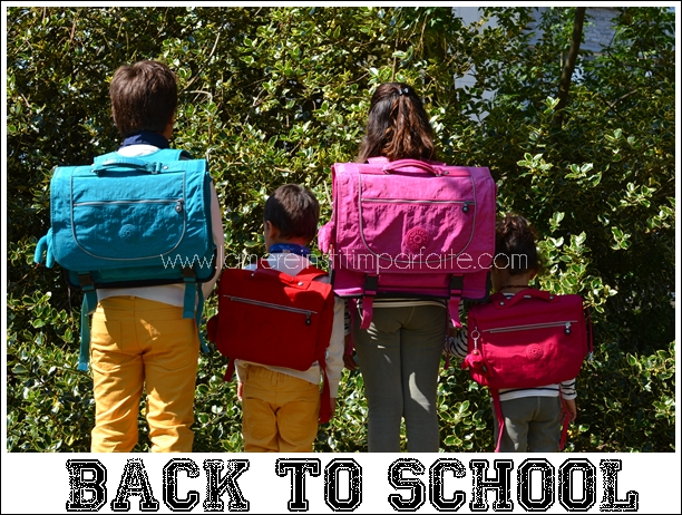 back to school rentree des classe 2015 cartables kipling avis