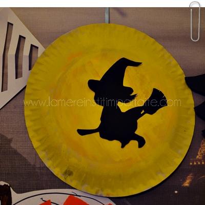 activité halloween enfant sorcière