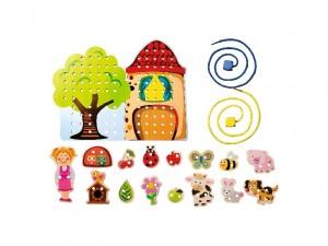 jouets en bois chez lidl