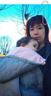 cape de portage pognae bebe hibou