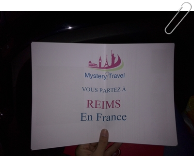 reims weekend mystery travel