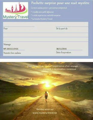 idee cadeau mystery travel nuit mystere