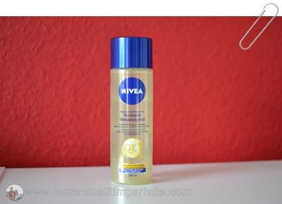 huile nivea Q10+ raffermit