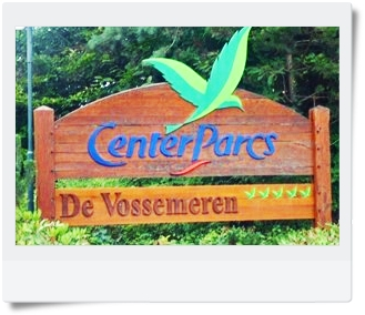 center parcs de vossemeren entree