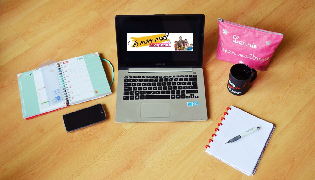 Mon blog et moi { maman geek }