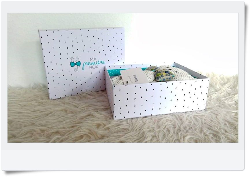 ma premiere box box pour enfant bébé cadeau naissance