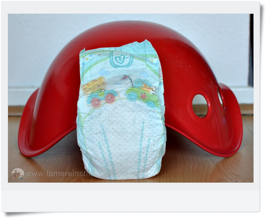 couche pampers baby dry