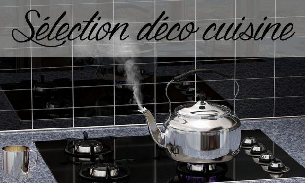 Petite sélection spéciale déco cuisine