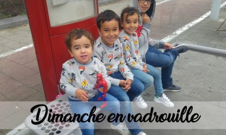 Notre dimanche « Shopping Family Days »