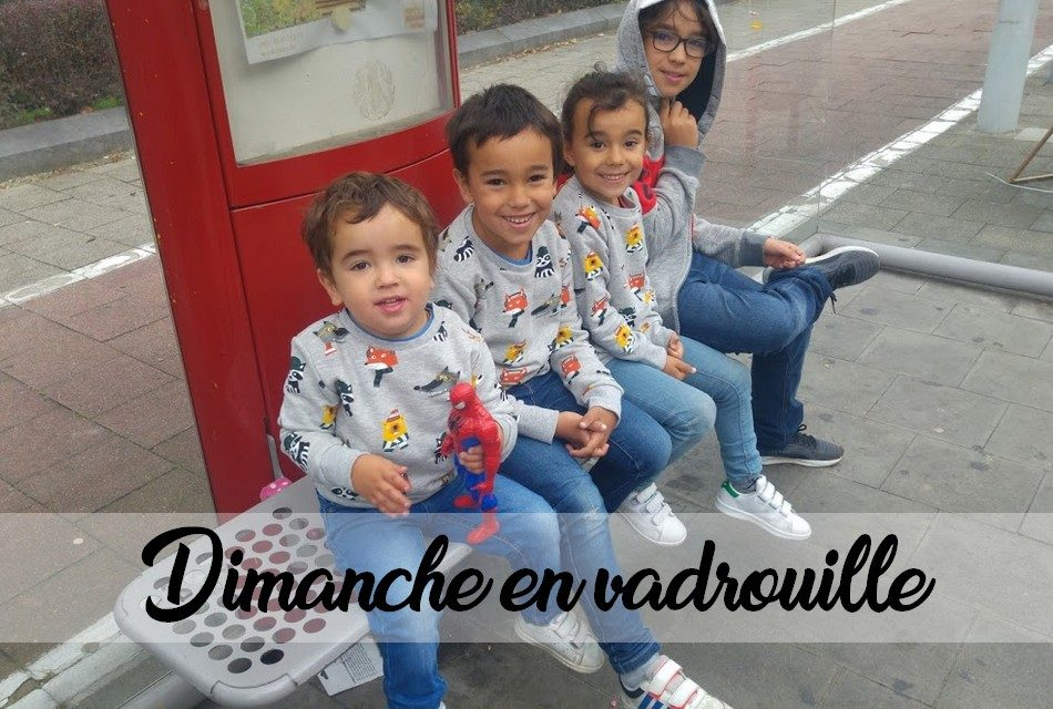 Notre dimanche «Shopping Family Days»