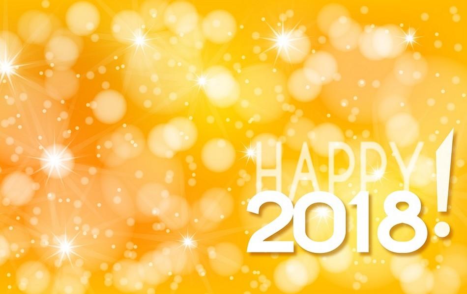 Happy 2018 !!!