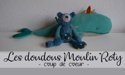 Les doudous Moulin Roty : Des doudous trop craquants { Coup de coeur }