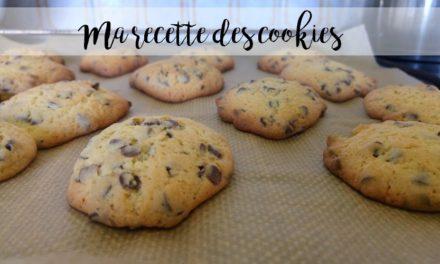 Cookies {Recette}