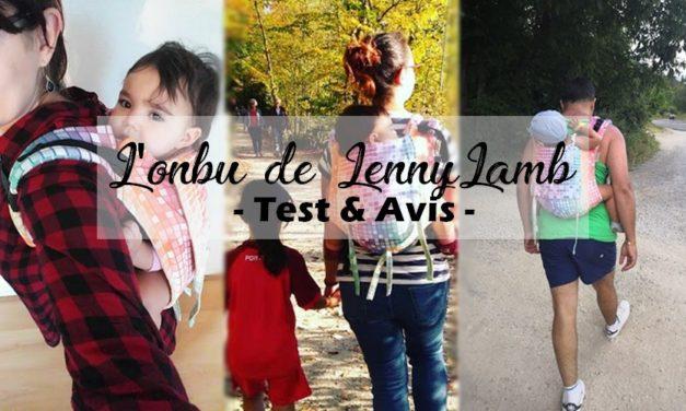 L'onbu de Lennylamb { Test et avis – Portage physio #16 }