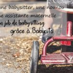 Babysits.be : Trouver facilement une baby-sitter ou baby-sitting