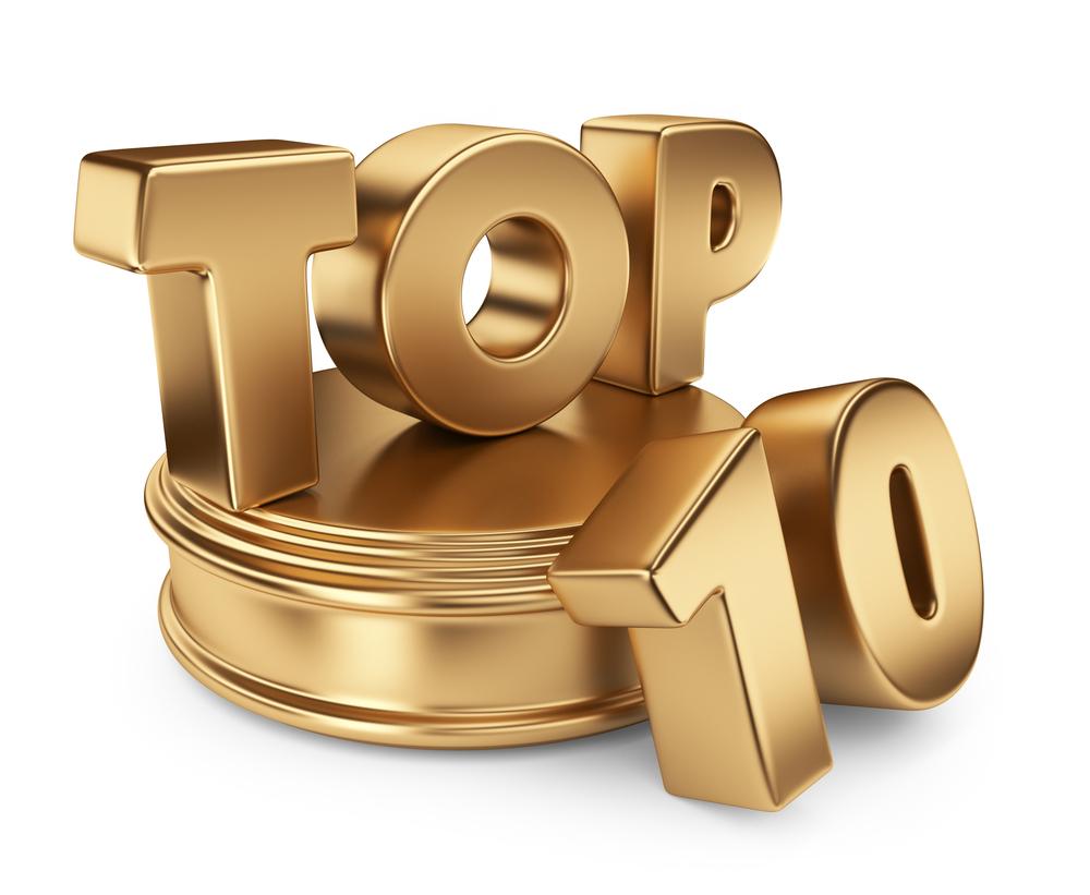 Mes 10 billets les plus lus en ces 7 premiers mois de blog !