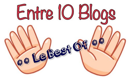 Entre 10 blogs : Best Of Octobre 2014