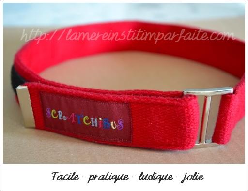 Scratchibus – La ceinture pratique, ludique et qui favorise l'autonomie de l'enfant {Test et avis}
