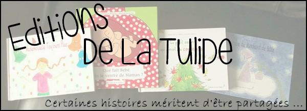 { Coup de coeur } Les éditions de La Tulipe