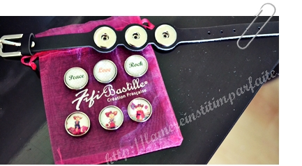 { Test & avis } La collection clicks de Fifi Bastille