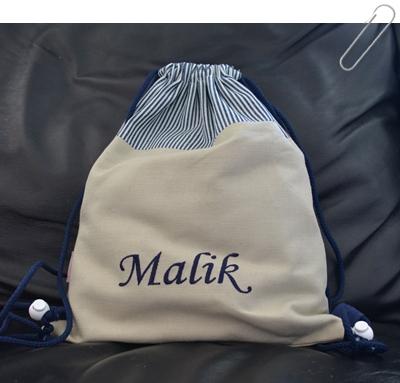 { Test & avis } Le sac à dos personnalisé «By Maud» + Code promo inside