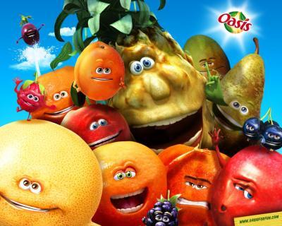 { Concours } Un fruitastique concours avec Oasis