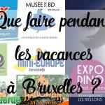 Que faire pendant les vacances de Toussaint à Bruxelles { 2017 }
